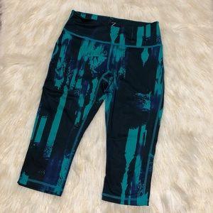 Z by Zella Active Crop Leggings Pants sIze M